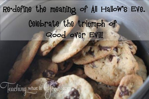 Halloween – celebration of evil or a day to redeem