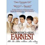 movie importance of being earnest