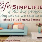 Simplified Life: health and home