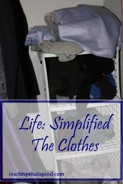 Life: Simplified – Clothes