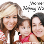 women helping women link-up