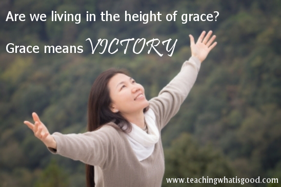 Grace: facts and fallacies