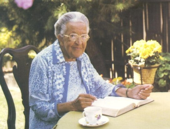 Saints who influenced my life: Corrie ten Boom