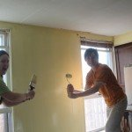life simplified the kitchen - dueling painters