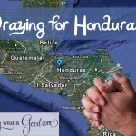 Prayer for Honduras