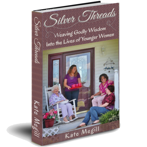 Silver Threads is HERE!