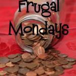 Frugal Mondays: using basic foods helps save money