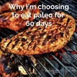 paleo and T-tapp - my 60 day challenge