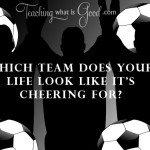 team cheering