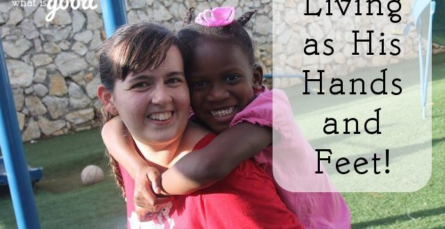 A mission to Haiti