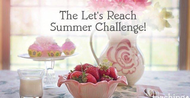 Let's reach summer challenge!
