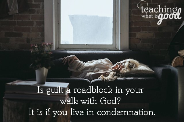 Sermon Snippets: Is guilt your roadblock to grace?