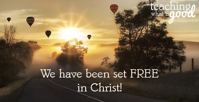 do you know who you are in Christ?