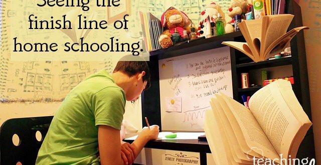 the long haul of homeschooling