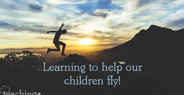 Helping our children leave the nest.