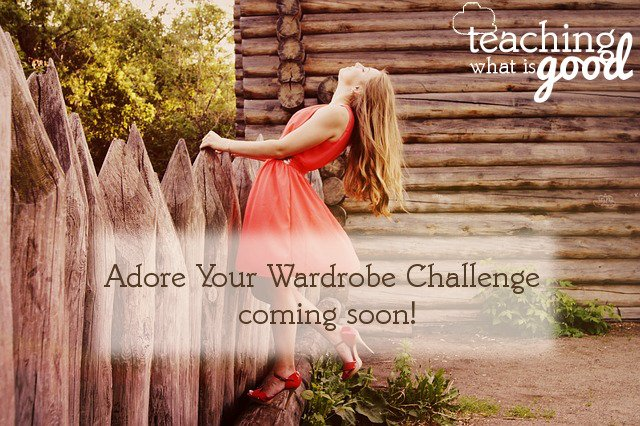 Exciting news from Adore Your Wardrobe!