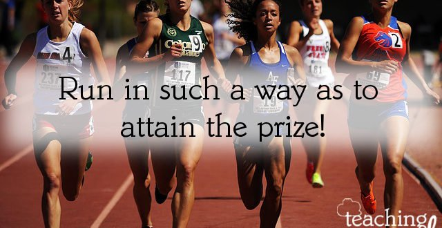 With another goal ahead, I need to run in a way to attain the goal.
