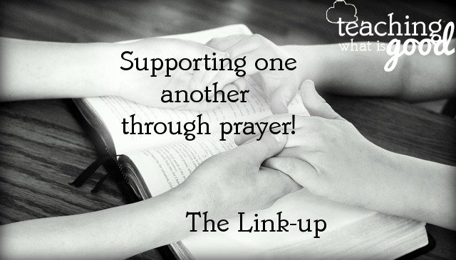 prayer support and link-up