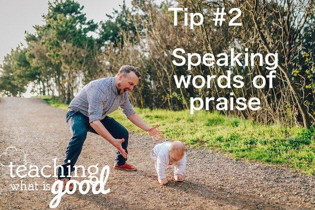 speaking praise