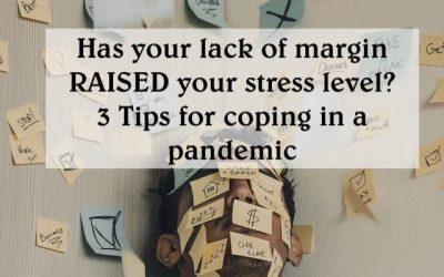 Stress in a pandemic: 3 Tips to be bold & regain margin